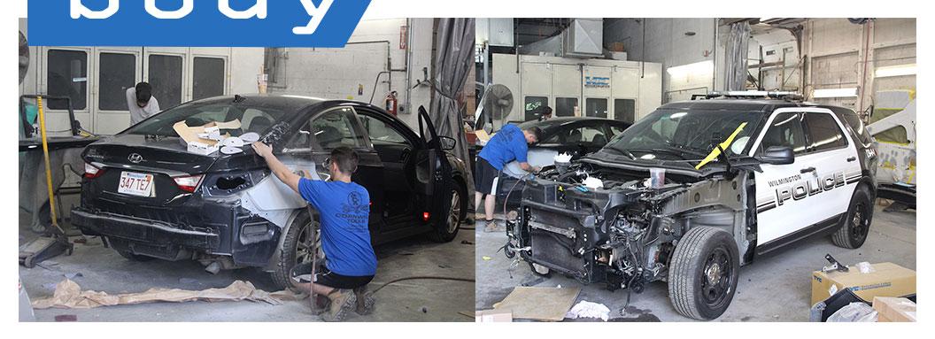 Bob\'s Auto Body | Collision Repair, Auto Body Shop | Frame ...